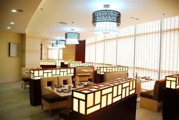 石家庄神洲七星酒店日餐散台