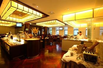 苏州清山会议中心酒店西餐厅