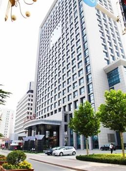 石家庄神洲七星酒店外观图片