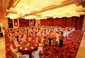 苏州清山会议中心酒店宴会厅