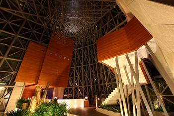 常州恐龙谷温泉度假酒店大堂