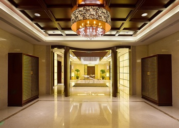 苏州清山会议中心酒店中餐厅走廊