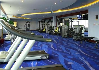 北京泰山饭店健身房