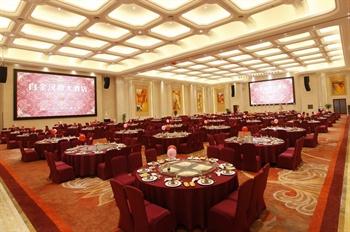 苏州白金汉爵大酒店宴会厅