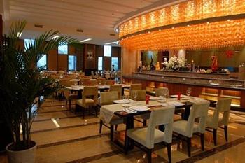 四川川投国际酒店泰尼斯自助餐厅(早餐厅)