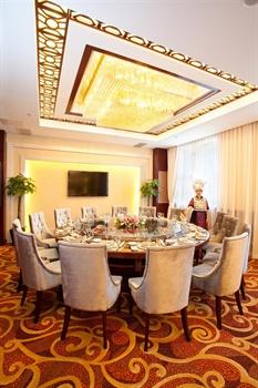 北京贵州大厦中餐包间