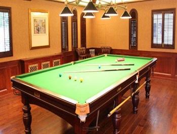 上海汾阳花园酒店桌球