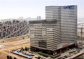 北京凯迪克格兰云天大酒店酒店外观
