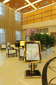 南京中兴和泰酒店大堂吧