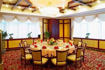 北京中国职工之家饭店餐厅