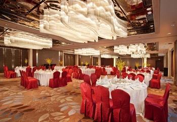 上海绿瘦酒店(原富建酒店)餐厅