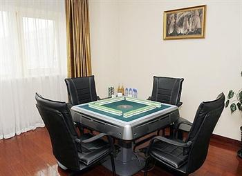北京贵州大厦棋牌室