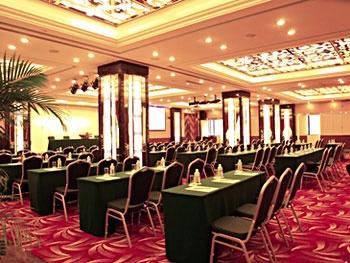 上海明珠大饭店明珠厅-课桌型