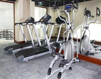 上海汾阳花园酒店健身房