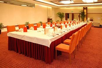 北京凯迪克格兰云天大酒店会议室