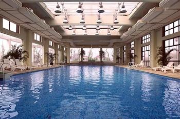 南京湖滨金陵饭店室内游泳池