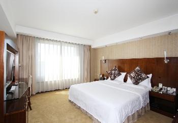 北京西郊宾馆行政套间-卧室
