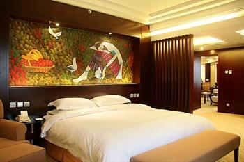 北京凱迪克格蘭云天大酒店奧運景觀套房