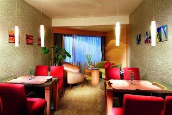 上海城市酒店行政酒廊
