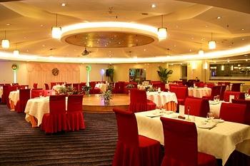 上海中福大酒店中餐厅
