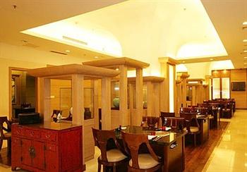上海哈一顿大酒店韩餐厅