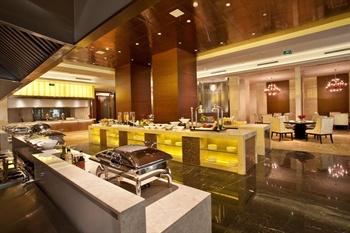 上海绿瘦酒店(原富建酒店)西餐厅