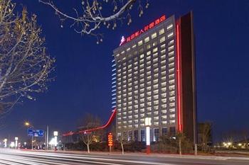 北京益田影人花园酒店酒店外观