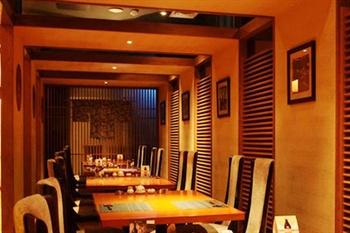 上海哈一顿大酒店田野日本料理