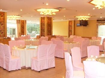 重庆江北国际机场宾馆宾馆一楼餐厅
