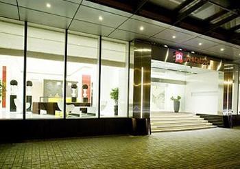 上海贝尔特酒店酒店外观图片