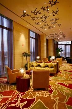 上海临港豪生大酒店大堂吧