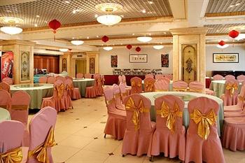 上海明珠大饭店太平洋餐厅