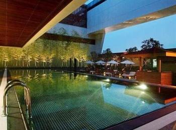 北京益田影人花园酒店游泳池