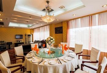 重庆江北国际机场宾馆餐厅包房