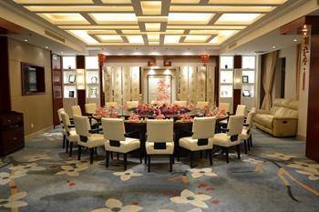 北京师范大学国际学术交流中心(京师大厦)餐厅