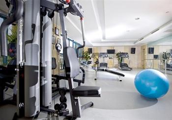 义乌贝斯特韦斯特海洋酒店健身房