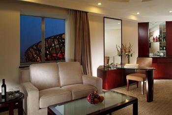 北京凯迪克格兰云天大酒店商务套房