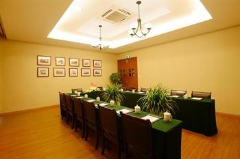 浙江大学圆正西溪宾馆西溪厅-会议室