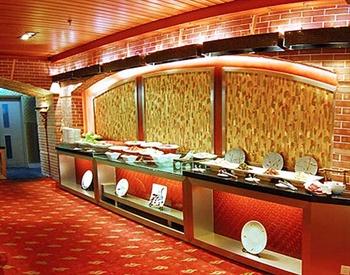 上海哈一顿大酒店西餐厅