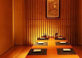 上海哈一顿大酒店日本料理