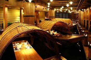 北京亚洲大酒店老船坞餐厅