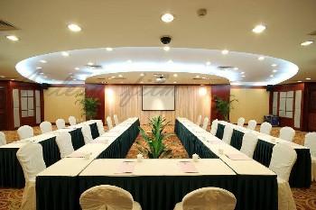 厦门天鹅大酒店会议室