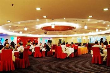 上海中福大酒店餐厅(早餐)