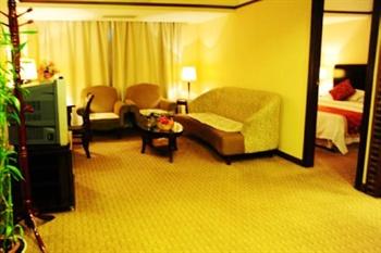 北京红墙酒店套间