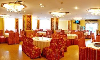 重庆江北国际机场宾馆餐厅