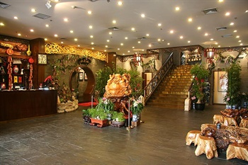 北京紫玉饭店九花山餐厅