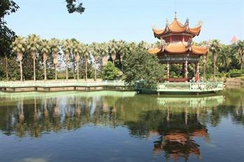 福建西湖宾馆(福州)环境