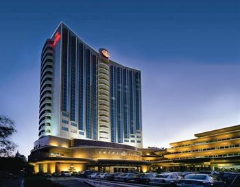北京亚洲大酒店外观图片