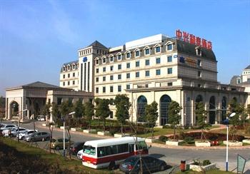 南京中兴和泰酒店酒店外观