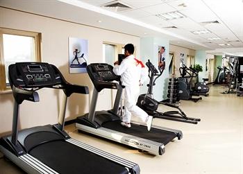 北京贵州大厦健身房